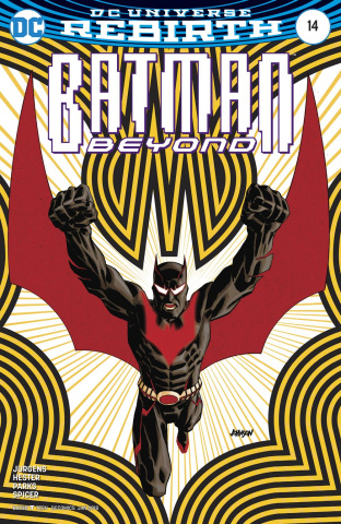 Batman Beyond #14 (Variant Cover)