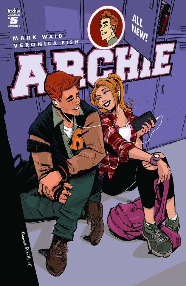 Archie #5 (Pitilli Cover)