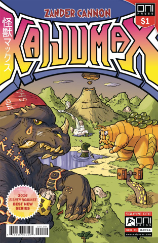 Kaijumax #1 (1 Dollar Edition)