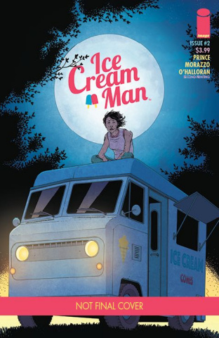 Ice Cream Man #2 (2nd Printing)