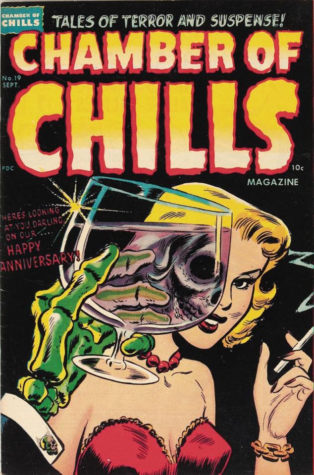 Chamber of Chills #19 (Replica Edition)