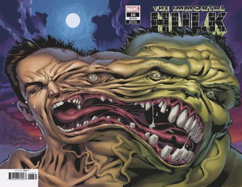 The Immortal Hulk #16 (Bennett Cover)