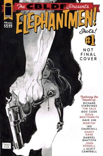 Liberty Comics Presents Elephantmen Shots! #1 (Sale & Cook Cover)