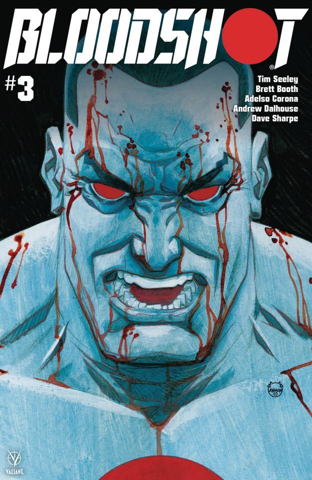 Bloodshot #3 (Johnson Cover)