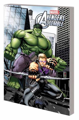 All-New Avengers Assemble Digest Vol. 2
