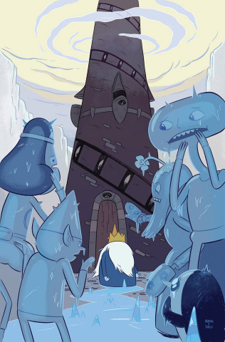 Adventure Time: The Ice King #4