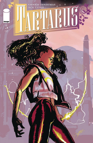 Tartarus #5 (Christmas Cover)