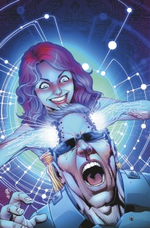 Grimm Fairy Tales: Red Agent #3 (Spay Cover)