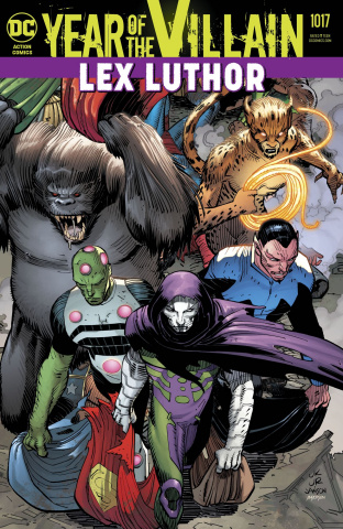 Action Comics #1017 (Year of the Villian)