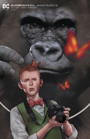 Superman's Pal Jimmy Olsen #8 (Ben Oliver Cover)