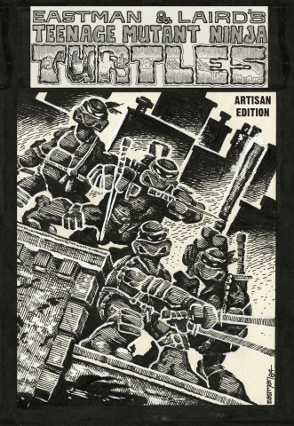 Teenage Mutant Ninja Turtles Artisan Edition