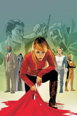 T.H.U.N.D.E.R. Agents #10