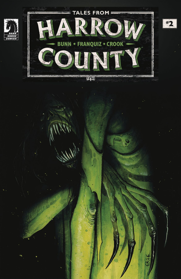 Tales From Harrow County: Death's Choir #2 (Crook Cover)