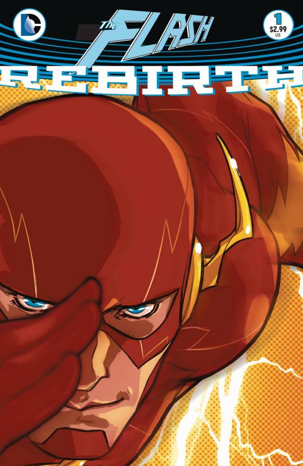 The Flash: Rebirth #1