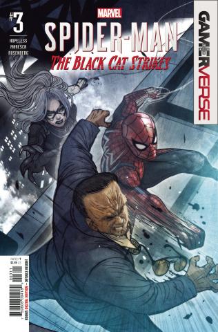 Spider-Man: The Black Cat Strikes #3