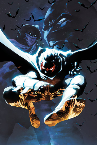 The Shadow / Batman #5 (50 Copy Tan Cover)