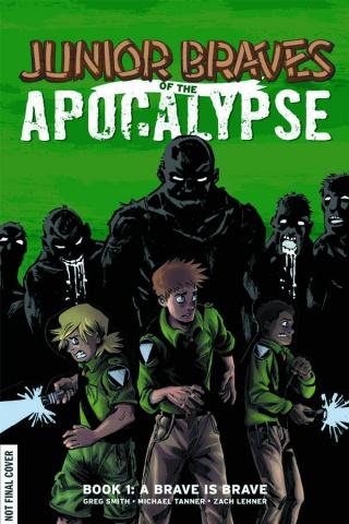 Junior Braves of the Apocalypse Vol. 1