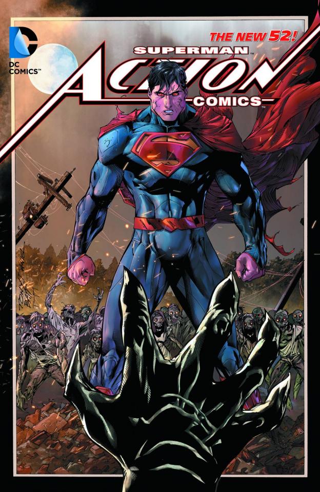 Action Comics Vol. 4: Hybrid