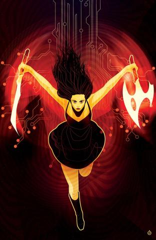Firefly #11 (15 Copy Doe Cover)