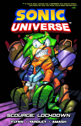 Sonic Universe Vol. 8: Scourge - Lockdown