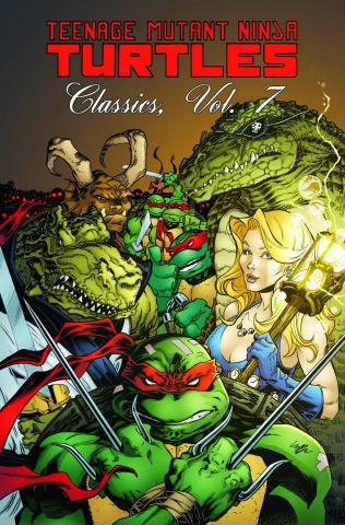 Teenage Mutant Ninja Turtles Classics Vol. 7
