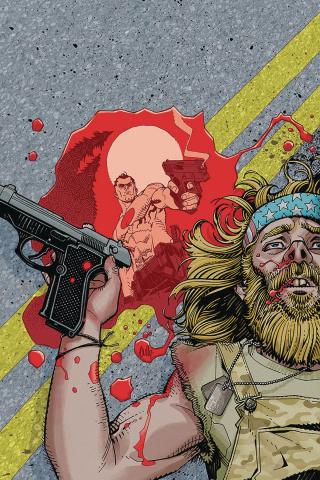 Bloodshot: Salvation #4 (50 Copy Hamner Cover)