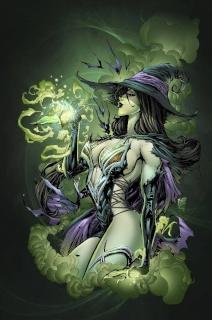 Grimm Fairy Tales: Oz