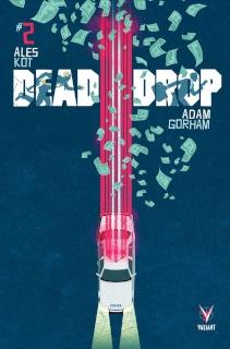 Dead Drop #2 (Allen Cover)