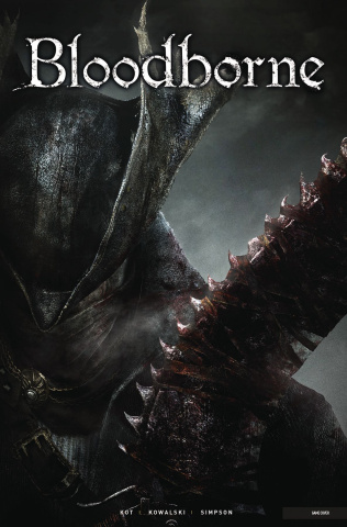 Bloodborne #3 (Game Cover)