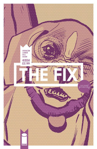The Fix #4 (2nd Printing)