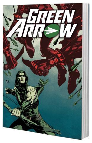 Green Arrow Vol. 8: The Nightbirds