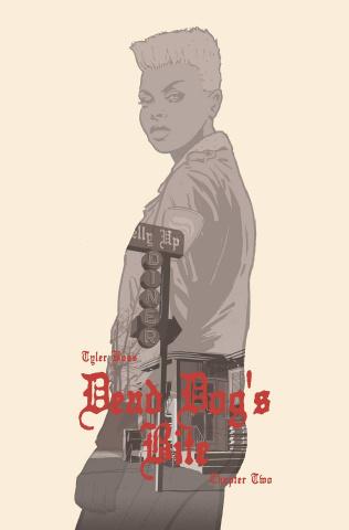 Dead Dog's Bite #2 (Boss Cover)