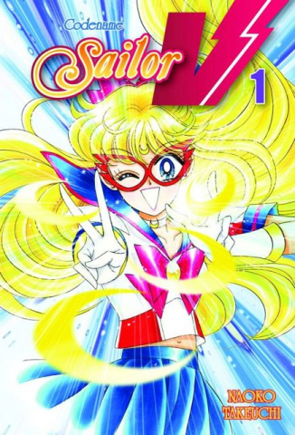 Codename Sailor V Vol. 1