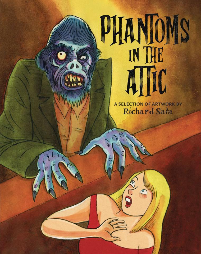 Phantom in the Attic