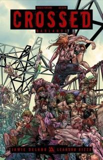 Crossed: Badlands #6 (Torture Cover)