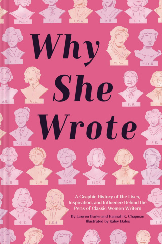 Why She Wrote