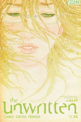 The Unwritten #35