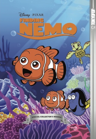 Finding Nemo (Special Collector's Manga)