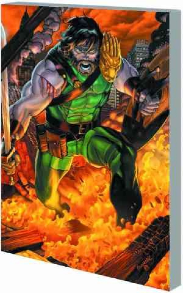 Herc: The Complete Series by Pak and Van Lente