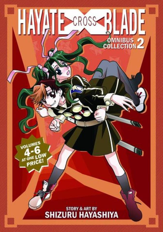 Hayate X Blade Omnibus Vol. 2