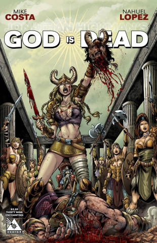 God Is Dead #39 (Enchanting Cover)