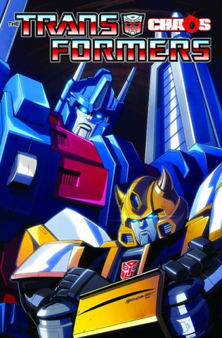 The Transformers Vol. 6: Chaos - Police Action