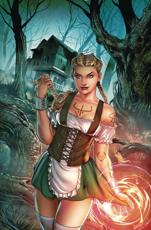 Gretel #4 (Coccolo Cover)