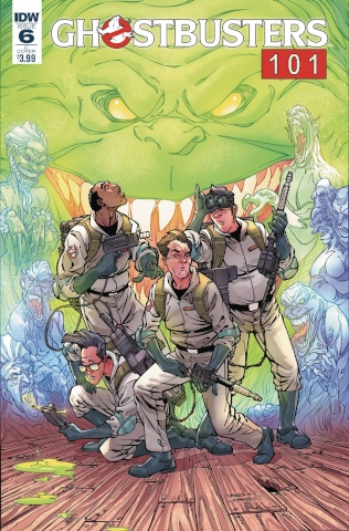 Ghostbusters 101 #6 (Sears Cover)