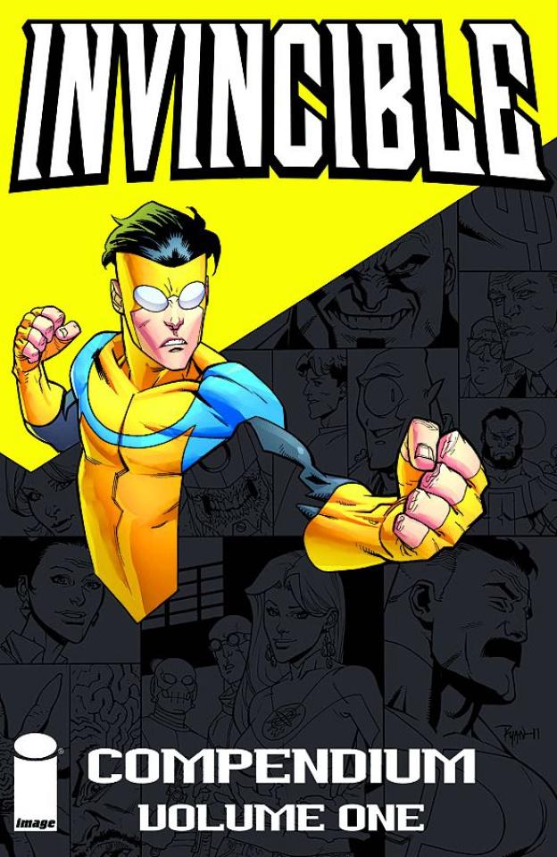 Invincible Vol. 1 (Compendium)