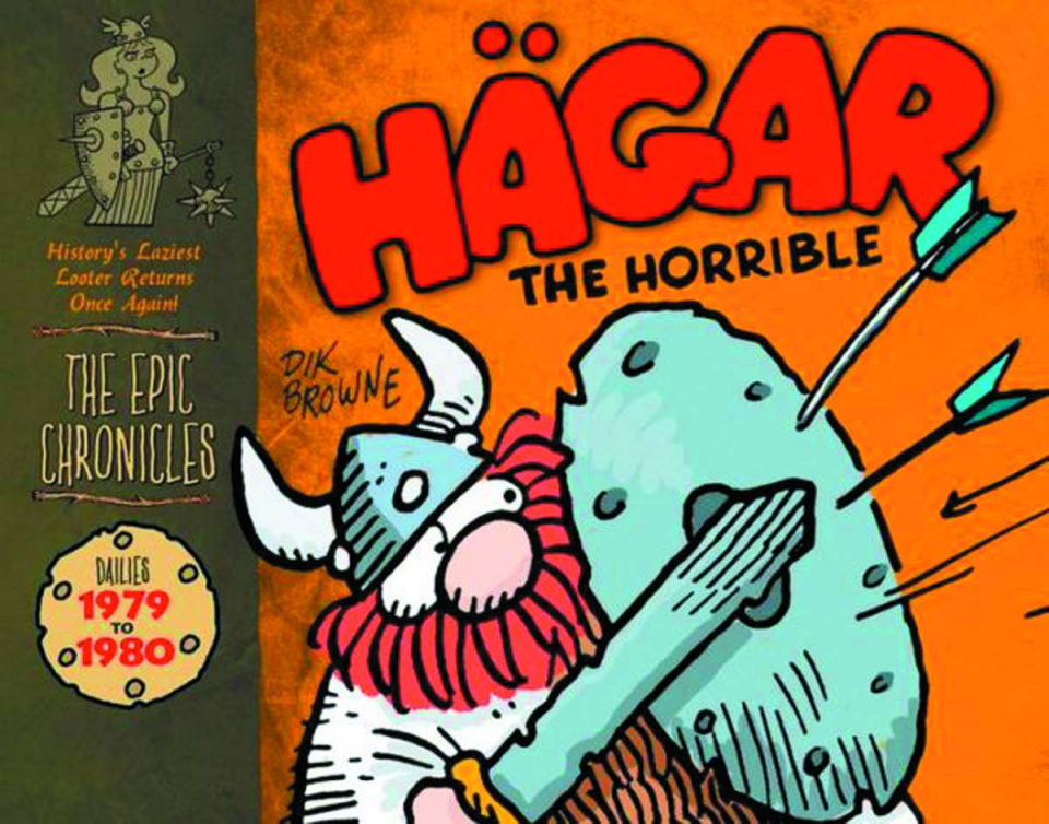 The Epic Chronicles: Hägar the Horrible Dailies: 1979 to 1980