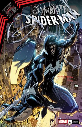 Symbiote Spider-Man: King in Black #1 (Randolph Cover)