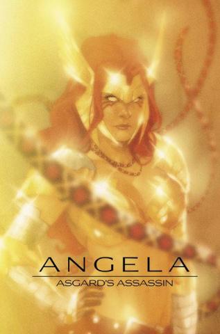 Angela: Asgard's Assassin #3 (Noto Cover)