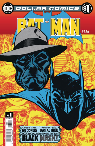 Batman #386 (Dollar Comics)