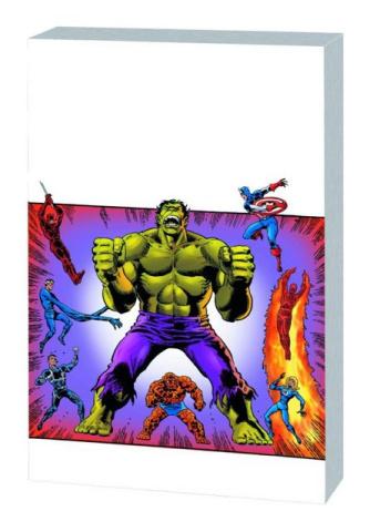 The Essential Hulk Vol. 4